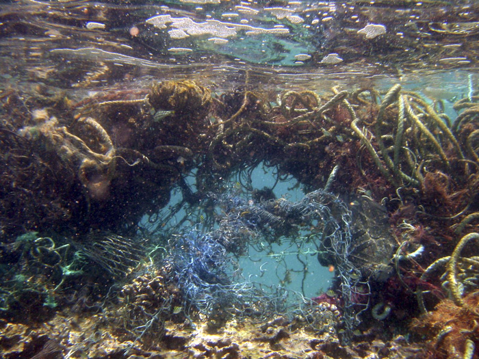 Marine Debris Is A Global Problem by NOAA's National Ocean Service