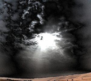 Desert Dune Trailbiking by Edward Musiak-web